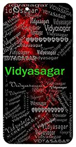 Vidyasagar (Ocean Of Knowledge) Name & Sign Printed All over customize & Personalized!! Protective back cover for your Smart Phone : Sony Xperia Z3