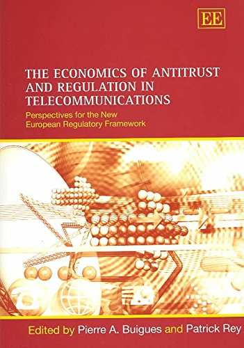 [(The Economics of Antitrust and Regulation in Telecommunications