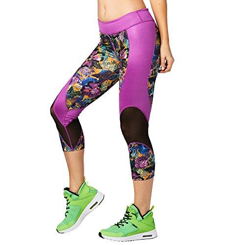 Zumba Fitness® pachanga Malla Capri Leggings Mujer