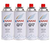 #1: HANS Butane Gas Canister