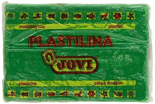 Jovi 72-Knete, Hellgrün (Plastilina Knetmasse)