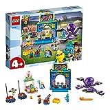 Lego Juniors Buzz e Woody e La Mania del Carnevale, Gioco per Bambini, Multicolore, 382 x 262 x 56.5 mm, 10770