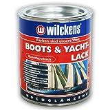 Wilckens Boot & Yachtlack hochglanz Bootslack, Klarlack, Treppenlack