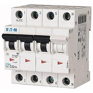Eaton (Moeller) Leitungsschutzschalter faz-b16/3N B 16A, 3p + N Miniatur Unterbrecher