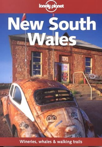 Lonely Planet New South Wales by Paul Harding (2000-12-03)
