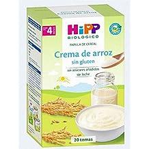 HiPP Biológico Crema de Arroz ...