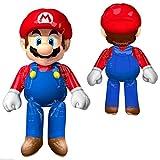 amscan 323170136x 152,4cm Super Mario Air Walkers (XL)