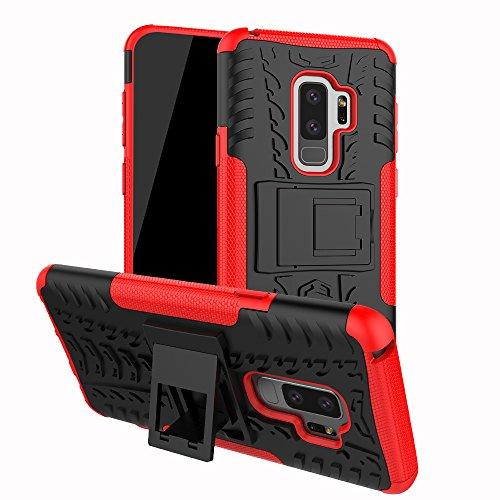 Samsung Galaxy S9Plus rigide Coque de protection–Heavy Duty–Olixar ArmourDillo–chargement sans fil compatible