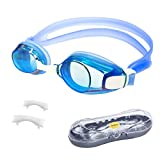 Ipow Profi Schwimmbrille Antibeschlag und UV-Schutz für Damen und Herren
