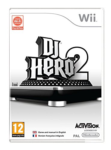 Dj Hero 2 - Game Only (wii)