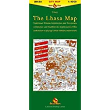 Lhasa: City Map