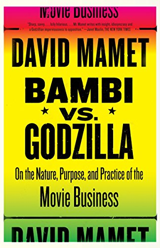 Bambi vs. Godzilla: On the Nature, Purpose, and Practice of the Movie Business (Vintage) - Natur Schreiben