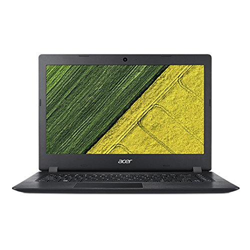 Acer Aspire 1 A114-31-C4TY 35,6 cm (14 Zoll HD matt) Notebook (Intel Celeron N3450, 4GB RAM, 32GB eMMC, Intel HD, HDMI, Win 10 S) schwarz