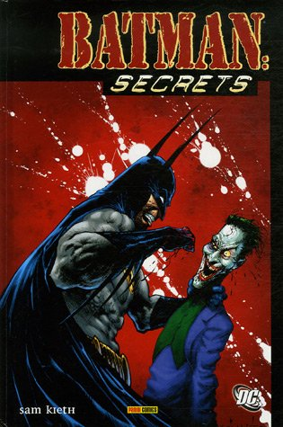 Batman, Tome 1 : Secrets