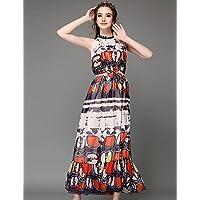 55184105f6 RFDEF LYQ De Las Mujeres Tallas Grandes Vestido Tallas  Grandes Vintage Fiesta