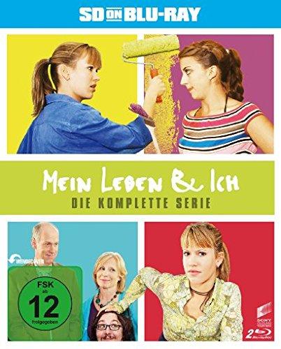 Mein Leben & Ich - Die komplette Serie (SD on Blu-ray, 2 Discs)