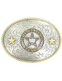 Nocona - Hebilla para cinturón, diseño de Texas