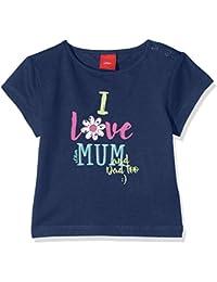 s.Oliver Baby-Mädchen T-Shirt 59.706.32.4886