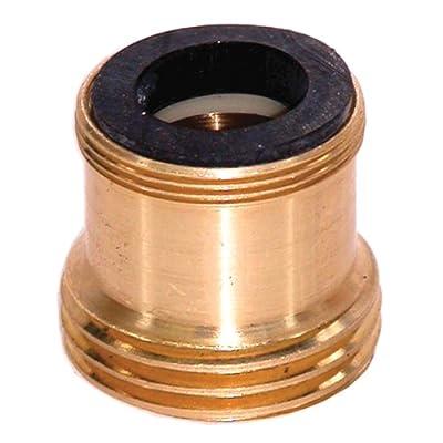 Python Aquarium Products Brass Faucet Adaptor
