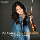 Paganini: 24 Caprices for violin solo [Sueye Park] [Bis: BIS2282]