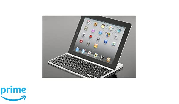 Zagg Keys SOLO For iPad 2 /& Galaxy Tab 10.1