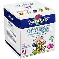 ORTOPAD cotton boys junior Augenokklusionspflaster 50 St Pflaster preisvergleich bei billige-tabletten.eu