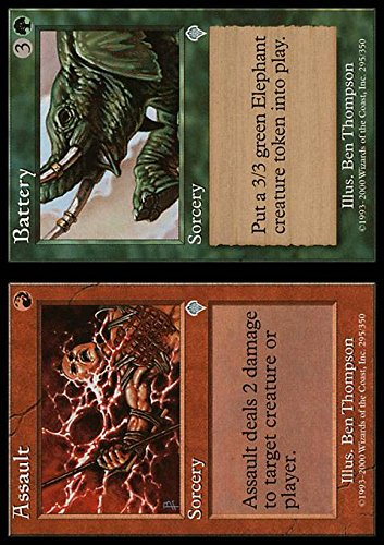 Magic: the Gathering - Assault // Battery - Aggressione // Batteria - Invasion