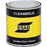 ESAB 0365560001 Clean Red de soldadura pasta de soldadura, ...