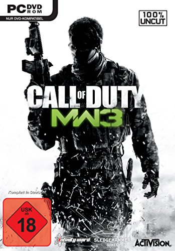 Call of Duty 8 - Modern Warfare 3