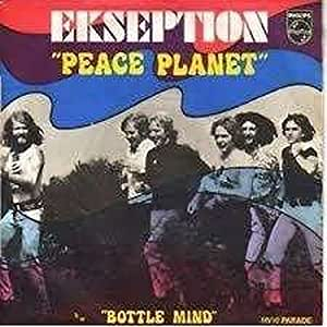 PEACE PLANET / BOTTLE MIND