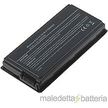 Batería potenziata 5200mAh 11,1V para Portátil Asus F5, F5C, F5GL, F5M, F5N, F5R, F5RI, F5SL, F5SR, F5V, F5VI, F5VL, F5Z, X50, X50C, X50M, X50N, X50R, X50RL, X50SL, X50V, X50VL