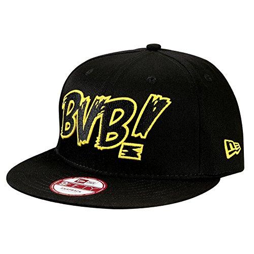 BVB!-Kappe 9Fifty (schwarz) M/L