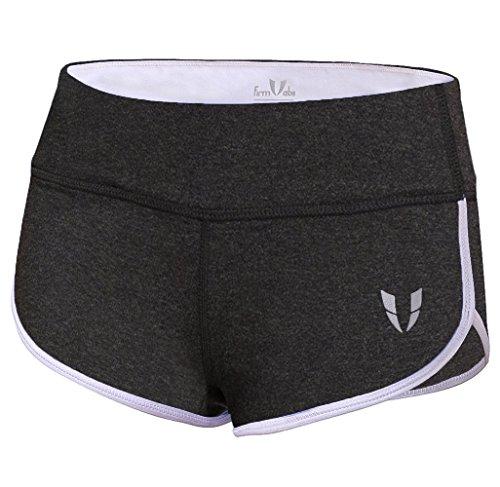 FIRM ABS Frau Home Entspannen Sie Sich Strecke Activewear Salon Sport Shorts