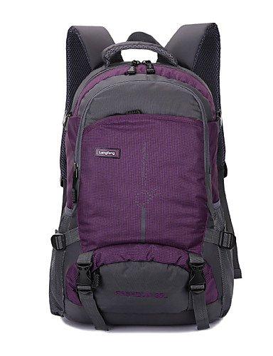 ZQ n/a L Rucksack Legere Sport / Reisen / Laufen Draußen / Leistung Wasserdicht / Multifunktions andere Nylon N/A dark purple