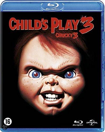 bluray - Child's play 3 (1 Blu-ray) (Play Blu-ray Childs)