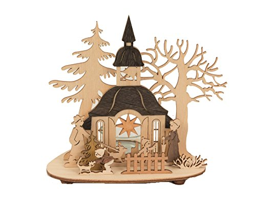 Kuhnert Teelichthalter Kirche