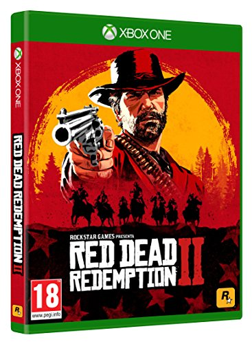 Red Dead Redemption 2 (Xbox One) (precio: 59,90€)