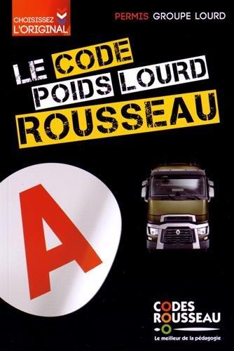 CODE ROUSSEAU POIDS LOURD 2015