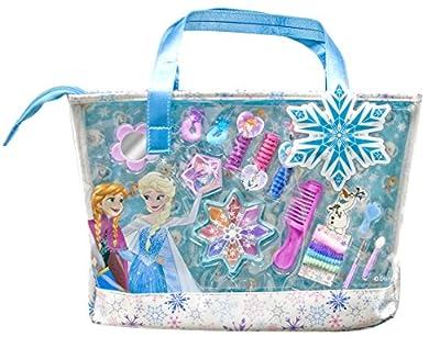 Disney Frozen - A Royal Winter's Beauty Tote, bolso de maquillaje (Markwins 9607110) de Markwins