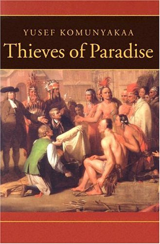 Thieves of Paradise (Wesleyan Poetry Series) by Yusef Komunyakaa (1998-02-15)