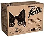 Felix Wet Cat Adult Food Pouch, 80 x...