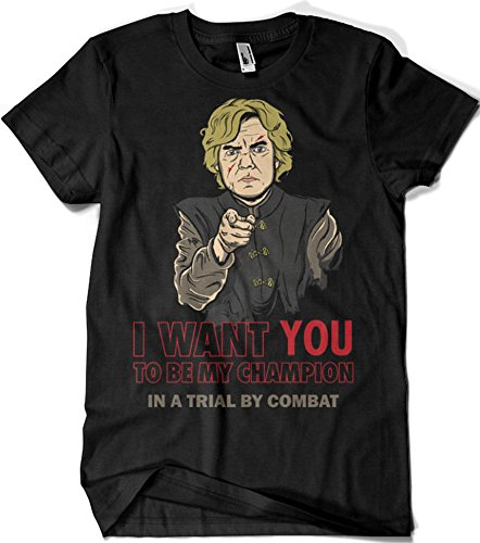 392-Camiseta Juego De tronos - Uncle Tyrion (Olipop)