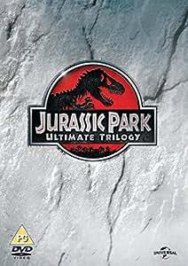 Jurassic Park Trilogy [DVD]
