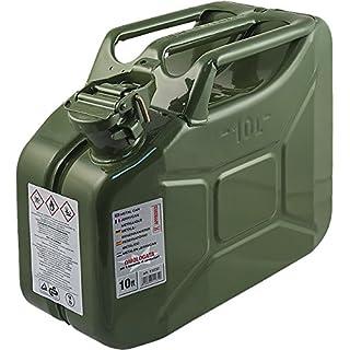 Kraftstoff Kanister aus Metall 20L StVZO zugelassen