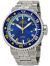 Invicta Pro Diver Reloj de Hombre automático Correa y Caja de Acero 27664 aeede1e8f2e3