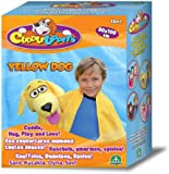 Snuggle Pets Cuddleuppets (Yellow Dog)
