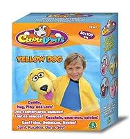 Snuggle Pets Cuddleuppets (Yellow Dog)