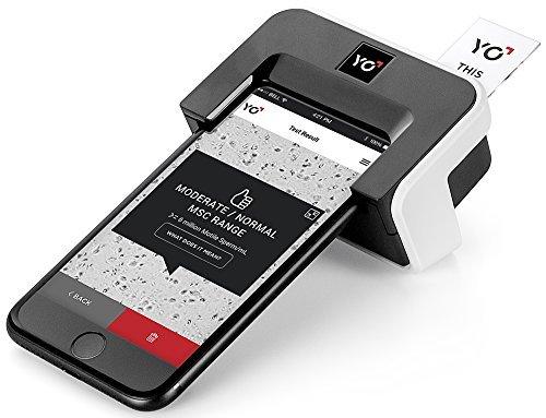 Yo Home Sperm Test für Apple iPhone 7/8NUR | motile Sperm Fruchtbarkeit Analyse für Herren | Überprüfen Sie beweglichen Spermien und Videos (Fruchtbarkeit Test-kit)