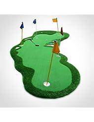 TT Práctica de golf práctica de swing al aire libre manta de simulación sandpit práctica de golf manta 200 * 500cm
