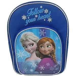 Disney Frozen Mochila para niños, Azul (Azul) – FROZEN001074